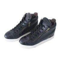 Giày Sneaker Cổ Cao Nữ MUST Korea C01