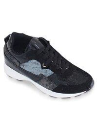 Giày Sneaker Cổ Cao Nữ MUST Korea O02