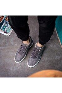 Giày Sneaker nam tăng chiều cao HIGHSHOE TINTO 4001XM, 7cm
