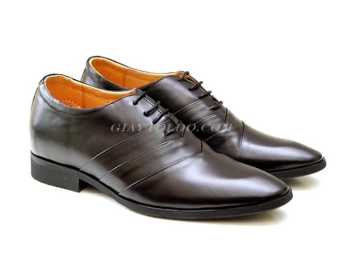 Giày tây tăng chiều cao Toldo TT09