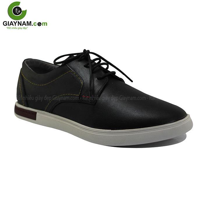 Giày thể thao GOG màu đen thời trang thu đông mới nhất mã BD116D