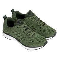Giày thể thao nam Biti's Hunter Liteknit III màu rêu - DSM068233REU