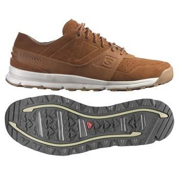 Giày thể thao Salomon Outban low premium rawhid-L36227100