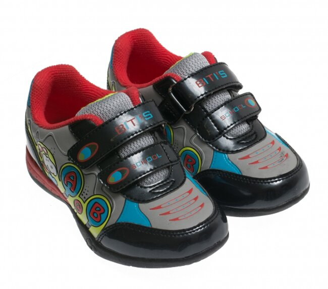 Giày thể thao si bé gái Bitis DSB107700DEN