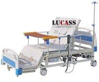 Giường bệnh điện cơ Lucass GB-T5D