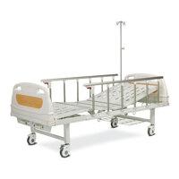 Giường bệnh nhân 2 tay quay ALK06-A232P