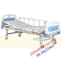 Giường bệnh nhân 2 tay quay MB-05