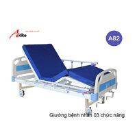 Giường bệnh nhân 3 tay Akiko A82