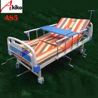 Giường bệnh nhân đa năng 5 tay quay Akiko A85