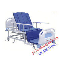 Giường bệnh nhân đa năng có bô 4 tay quay UC-K405S32