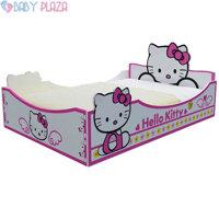 Giường cho bé gái Hello Kitty