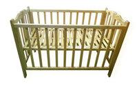 Giường cũi em bé kiểu gấp VINANOI VNGC-G201