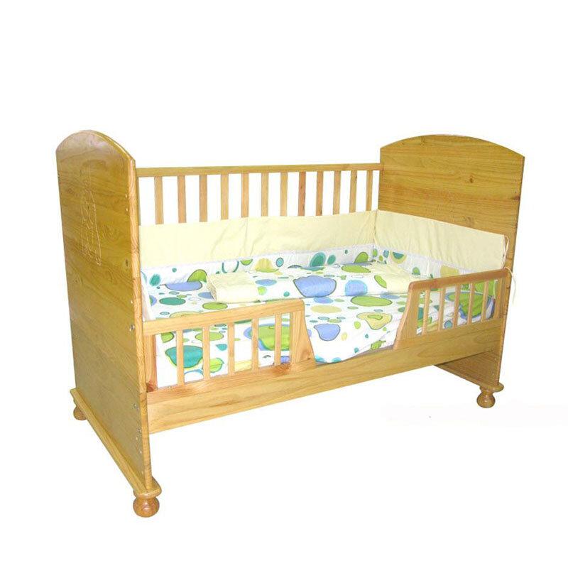 Giường cũi trẻ em đa năng Soho