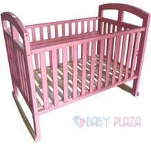 Giường cũi trẻ em Hanah W12