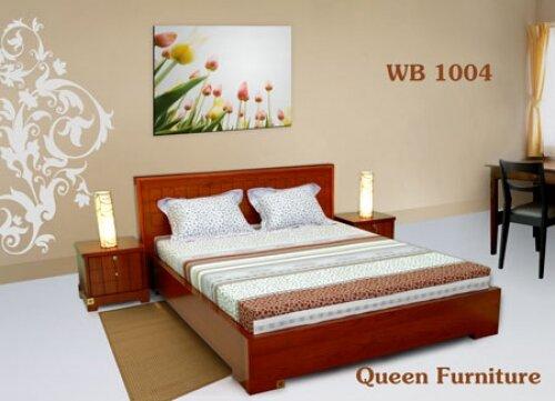 Giường Gỗ Vạn Thành QFWB 1004