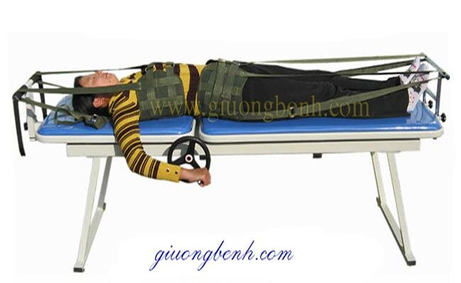 Giường kéo giãn cột sống Nikita HK158
