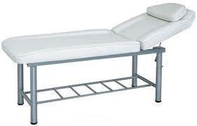 Giường massage thẩm mỹ inox