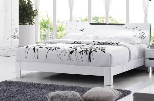 Giường ngủ hiện đại Modem life LJ201G