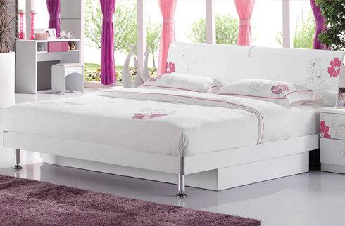 giường ngủ nhẹ nhàng Modem life LJH835G