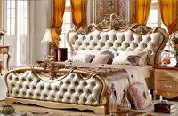 Giường ngủ phong cách cổ điển pháp Romantic SCS0312