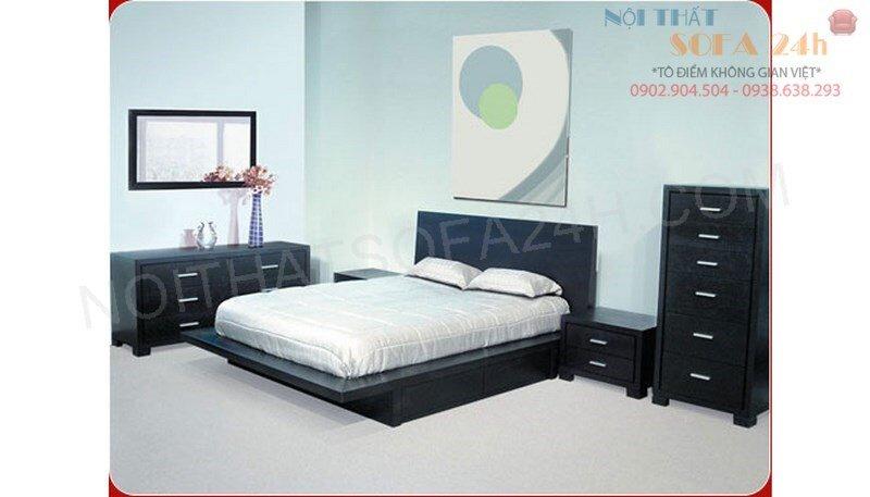 GIƯỜNG NGỦ sofa nhập khẩu malaysia GN021