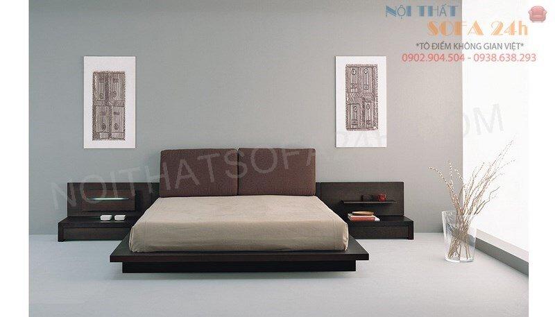GIƯỜNG NGỦ sofa nhập khẩu malaysia GN014
