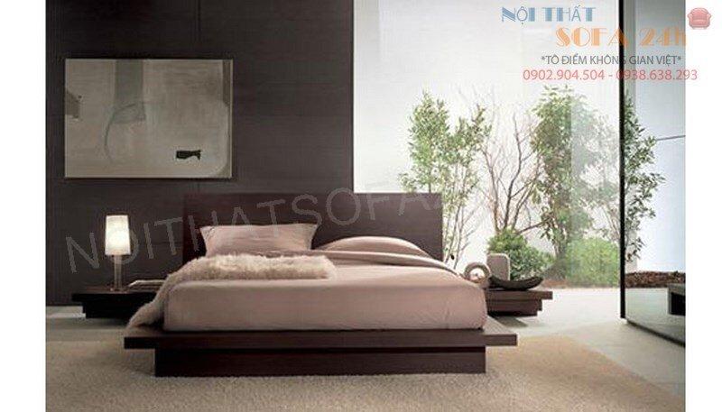 GIƯỜNG NGỦ sofa nhập khẩu malaysia GN010