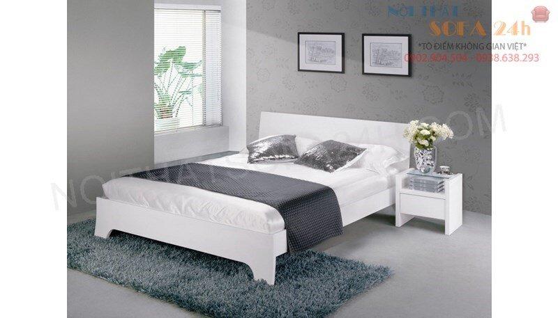 GIƯỜNG NGỦ sofa nhập khẩu malaysia GN018
