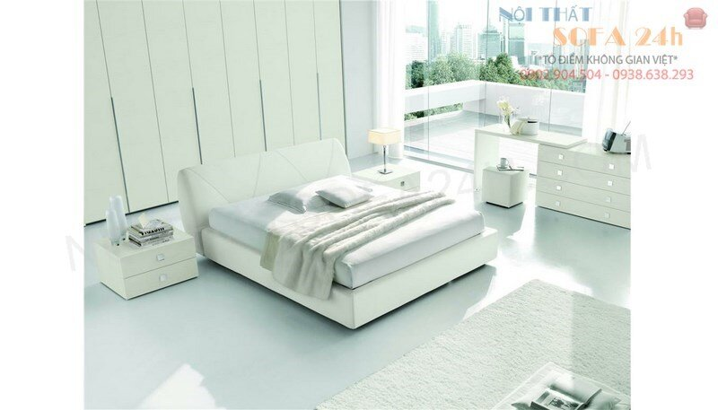 GIƯỜNG NGỦ sofa nhập khẩu malaysia GN045