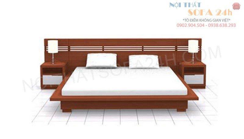 GIƯỜNG NGỦ sofa nhập khẩu malaysia GN015