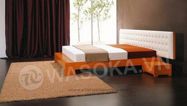 GIƯỜNG NGỦ sofa nhập khẩu malaysia GN065