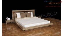 GIƯỜNG NGỦ sofa nhập khẩu malaysia GN055