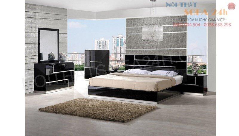 GIƯỜNG NGỦ sofa nhập khẩu malaysia GN023