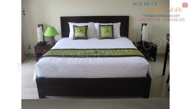 GIƯỜNG NGỦ sofa nhập khẩu malaysia GN017