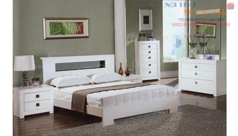 GIƯỜNG NGỦ sofa nhập khẩu malaysia GN013