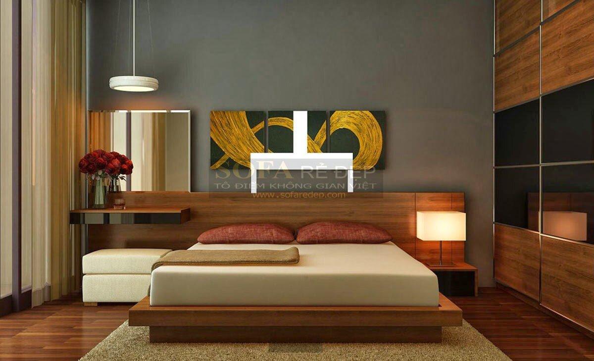 GIƯỜNG NGỦ sofa nhập khẩu malaysia GN002