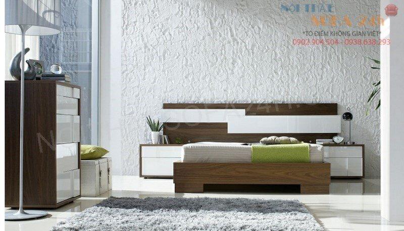 GIƯỜNG NGỦ sofa nhập khẩu malaysia GN058