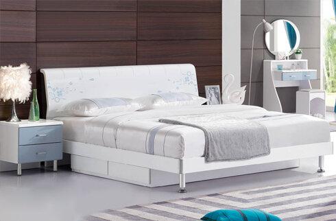 Giường ngủ tinh tế Modem life LJH908BG