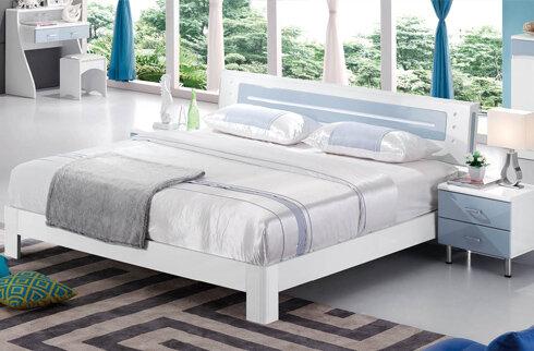 Giường ngủ tinh tế Modem life LJH908AG