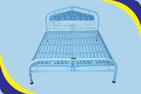 Giường sắt giá rẻ Duy Phương 1m4 x 2m