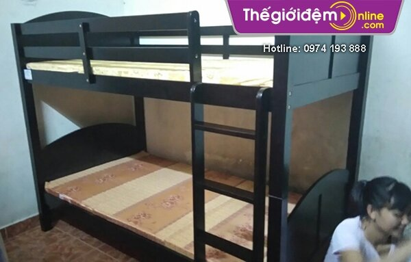 Giường tầng gỗ GTG004