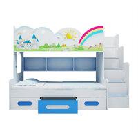 Giường tầng trẻ em lâu đài GT02 - Nội Thất Thế Kỷ 21