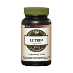 GNC Lutein 40 mg – 30 viên cung cấp Lutein cho đôi mắt khỏe cho người thường xuyên làm việc với máy tính