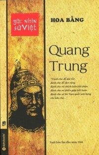 Góc nhìn sử Việt - Quang Trung