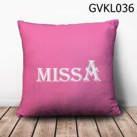 Gối MISS A - GVKL036