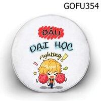 Gối tròn Đậu đại học  - GOFU354