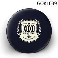 Gối tròn EXO - GOKL039