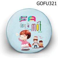 Gối tròn FA đang là mốt  - GOFU321