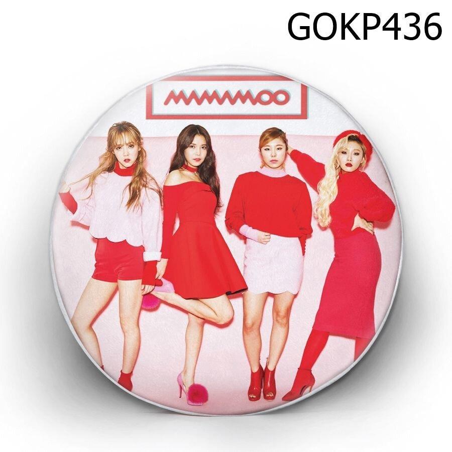 Gối tròn MAMAMO - GOKP436