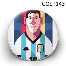 Gối tròn Messi - GOST143